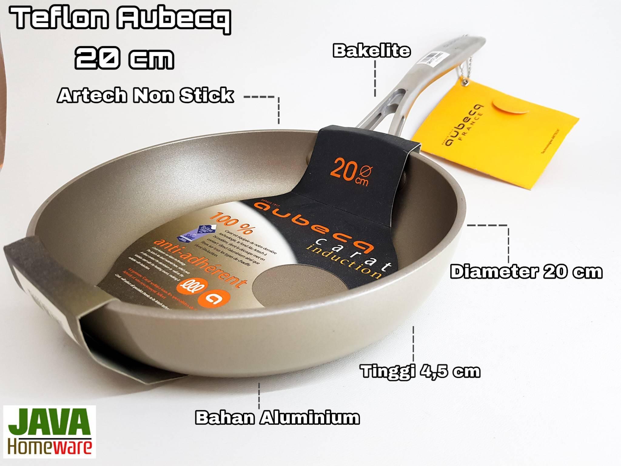 Teflon Aubecq carat induction 20cm