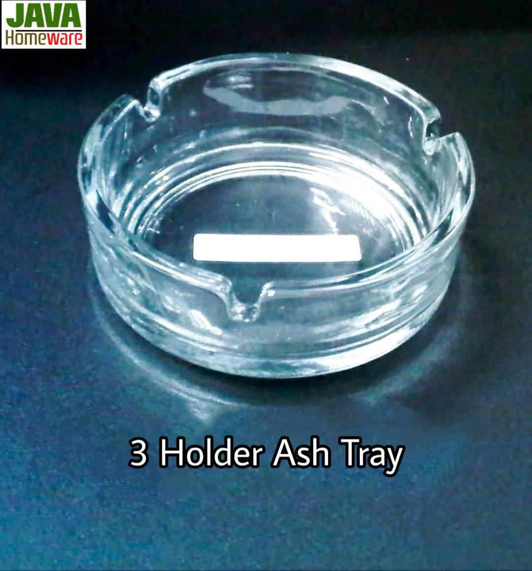 3 Holder Ash Tray