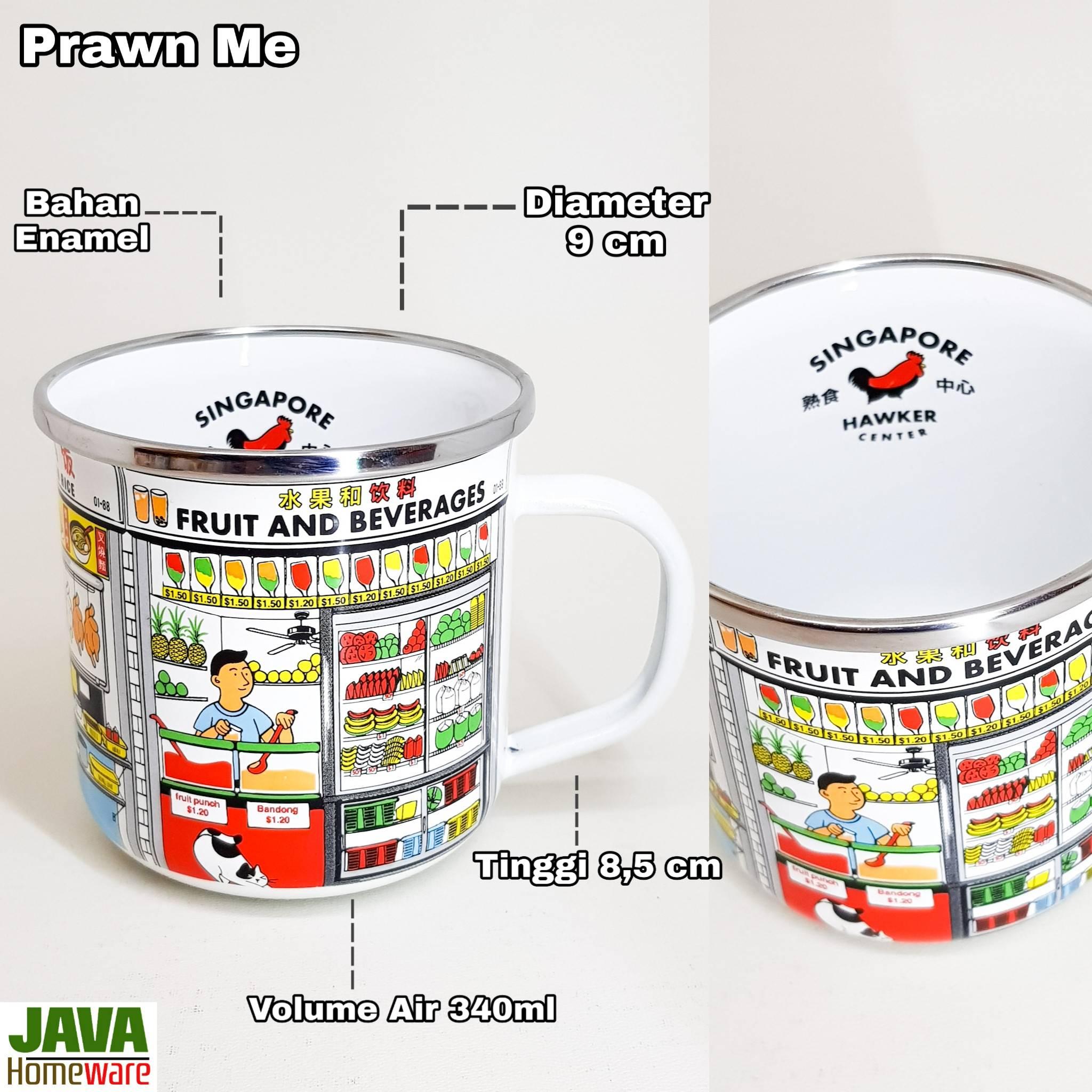Mug Prawn Mee