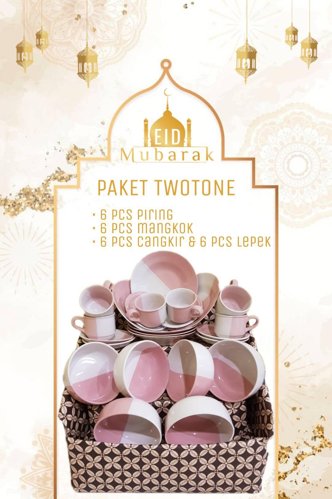 Parcel Twotone Pink
