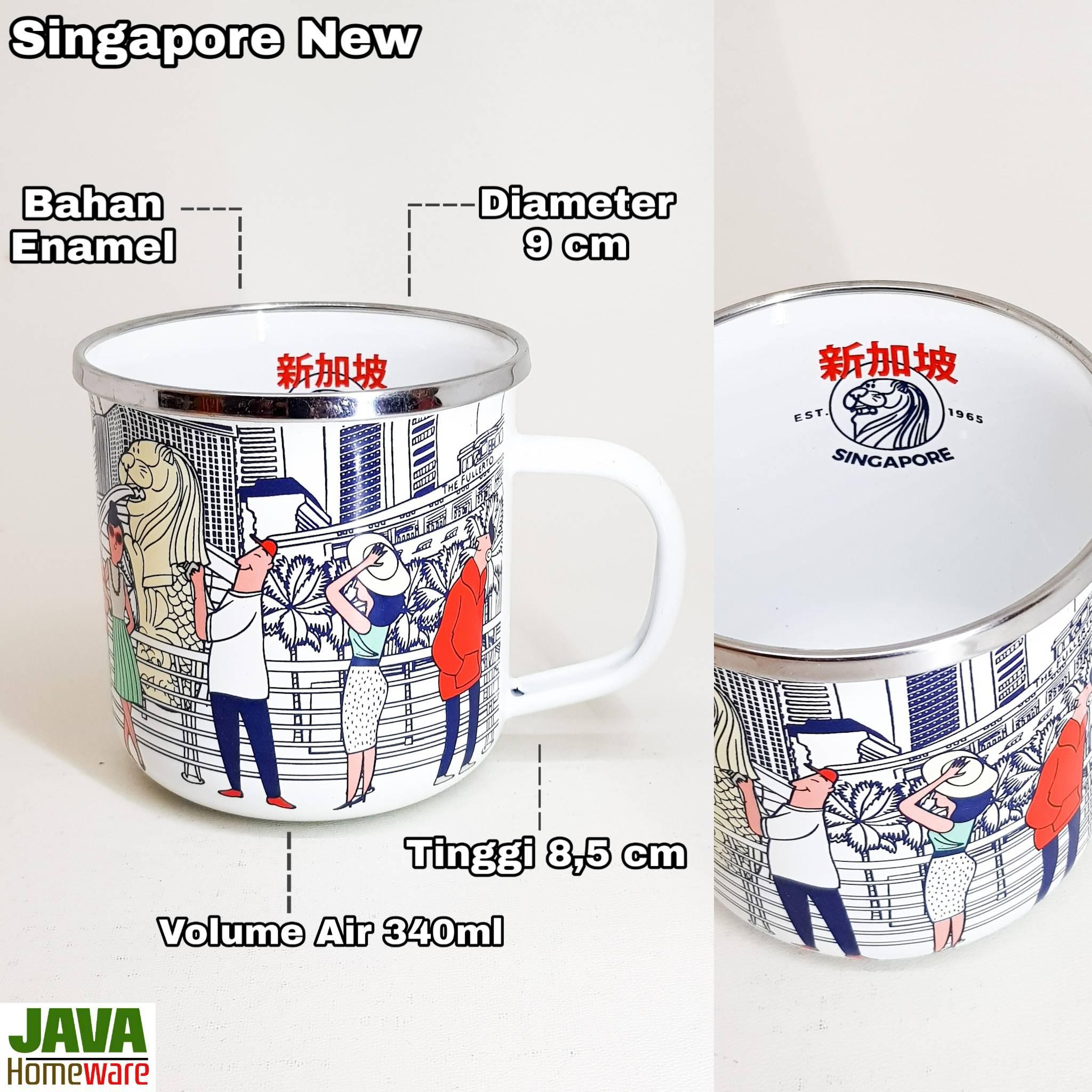 Mug Singapore New