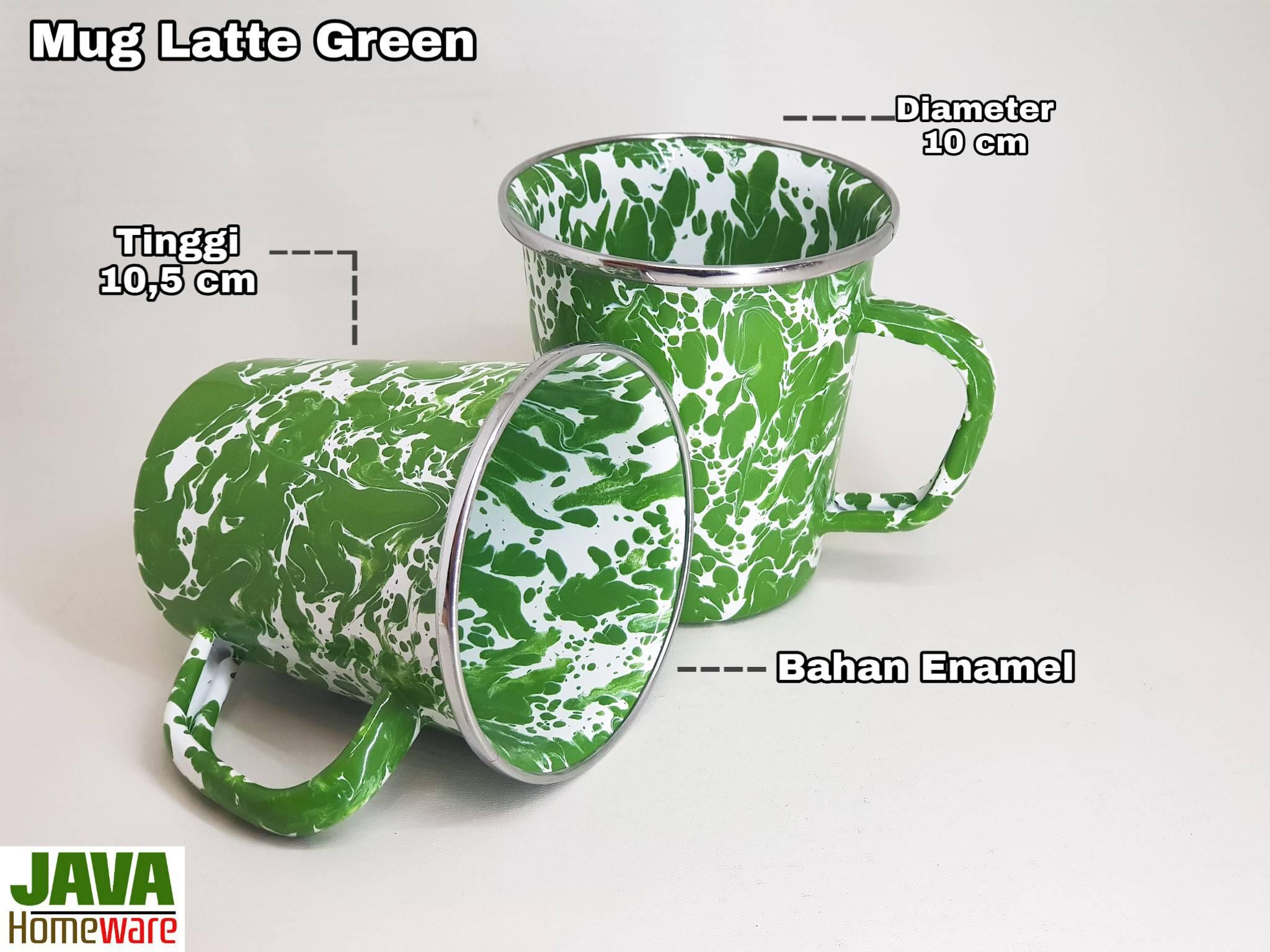 Mug Latte Green