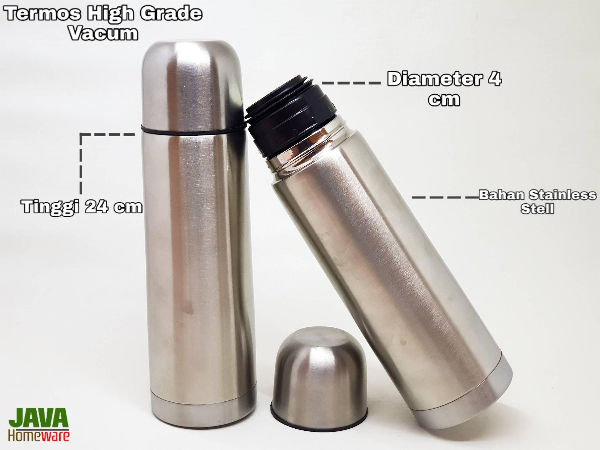 Termos High Grade Vacum Flask 18/8 Stailees Steel 0.5 L
