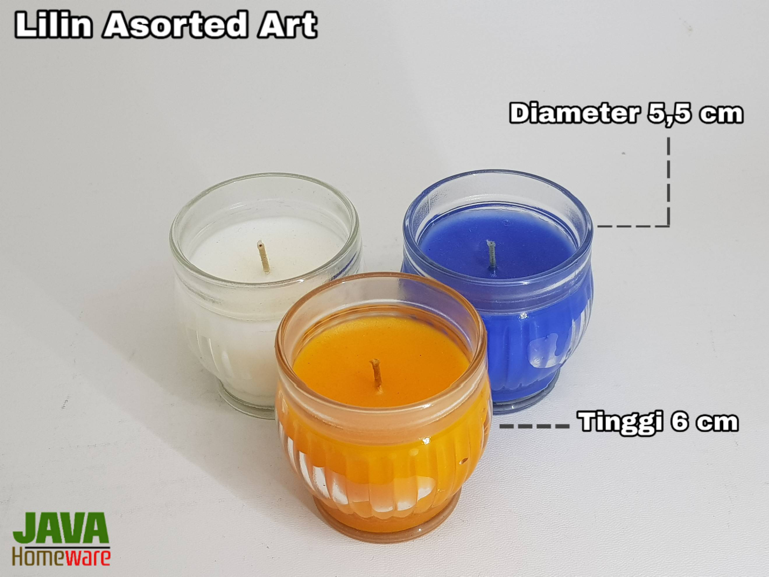 Lilin Asorted Art B-20L